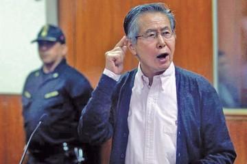 Fujimori es dado de alta pero debe retornar a la cárcel