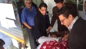 La Paz: Mujer intenta suicidarse en oficinas de la Defensoría del Pueblo
