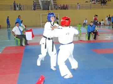 Karate tiene calendario