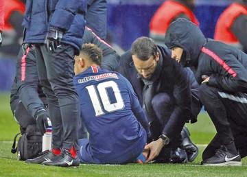 Neymar preocupa a Tite
