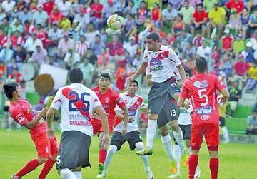 Guabirá busca vencer en casa a Nacional Potosí