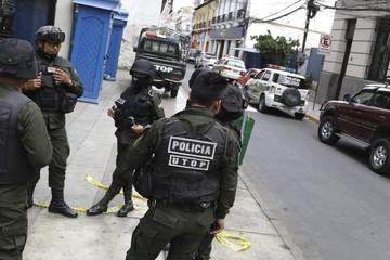 Hay siete detenidos en atraco frustrado por la Policía en Cochabamba