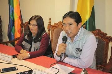 Cierran una mesa electoral en Monteagudo por falta de delegados