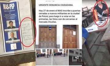 Primarias: Denuncias de supuestas irregularidades circularon en las redes sociales