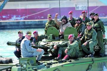 Oposición pide a militares desobedecer a Maduro