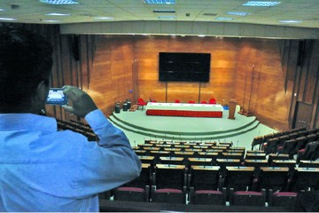 Ultiman detalles para  las sesiones de la CIDH