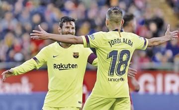 Eficacia del Barcelona, reafirmación del Real