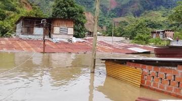 Se inicia semana lluviosa; rige una alerta por riadas