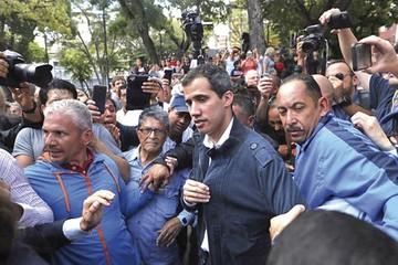 EEUU sanciona a Pdvsa y Maduro se disputa los activos con Guaidó