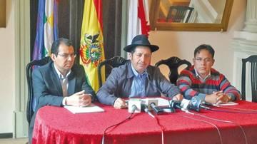 En Chuquisaca también  observan actuar del TSE