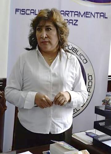 Ex fiscal Boyán pide rechazo de denuncia