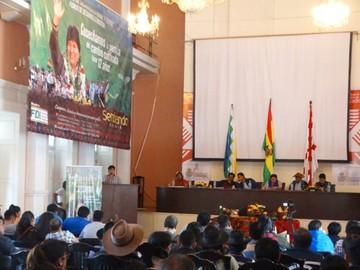 FDI invierte más de Bs 240 millones en Chuquisaca