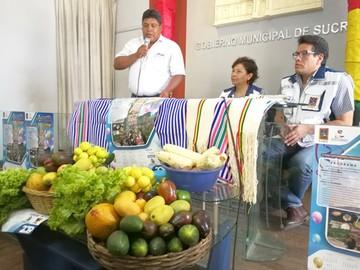 Fiesta carnavalera se abre con la pucara de Chacarilla