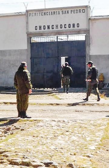 Encarcelan a agresor de su esposa en El Alto