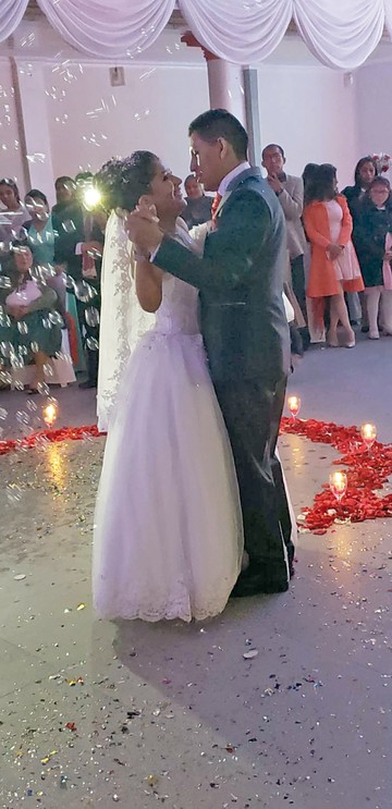 Matrimonio de Silvia y Alex