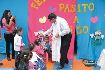 Dos años del centro integral Pasito a Paso