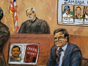"""La defensa del """"Chapo"""" rechaza versión de testigos de la Fiscalía"""