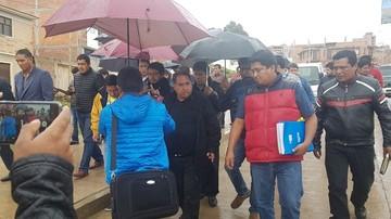 Avanza proceso penal por avenida 6 de agosto