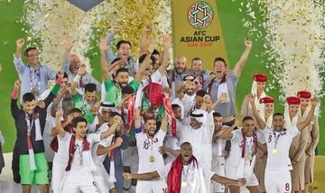 Qatar, el campeón de Asia