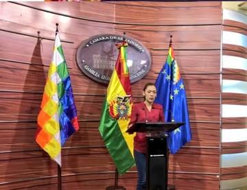 Oficialismo pide a EEUU no intervenir en Bolivia