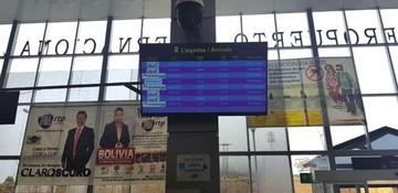 Centenares de pasajeros perjudicados en Alcantarí