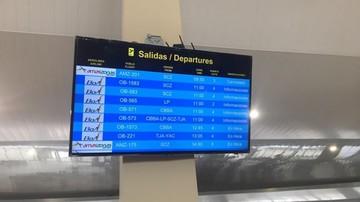 Vuelven a cancelar vuelos en Alcantarí