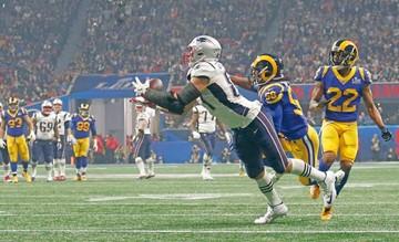 Los Patriots logran su sexto título de Super Bowl