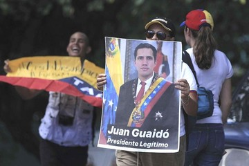 Varios países de la UE reconocen a Guaidó como presidente de Venezuela