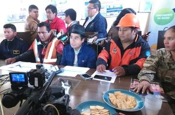 Dos personas mueren en Chuquisaca al ser arrastradas por el río en Azurduy