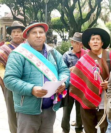 Pueblos indígenas preparan marcha a La Paz por tierras