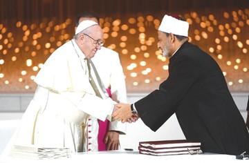 El Papa convoca a la paz desde la cuna del Islam