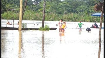 Beni: Inundaciones dejan 3.400 familias afectadas