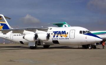 Comienzan los vuelos solidarios a Rurrenabaque