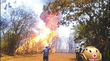 Muere la niña víctima de la explosión de un gasoducto en Villa Montes