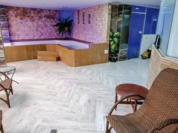 Spazio Sauna Club, un centro  de recreación  de primer nivel