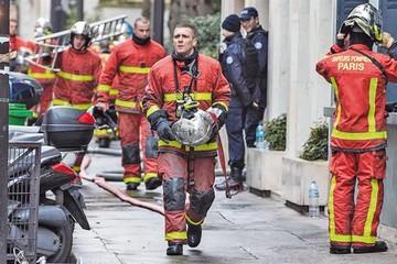 Diez muertos en incendio intencionado en Francia