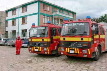 Anuncian la licitación de carro bombero