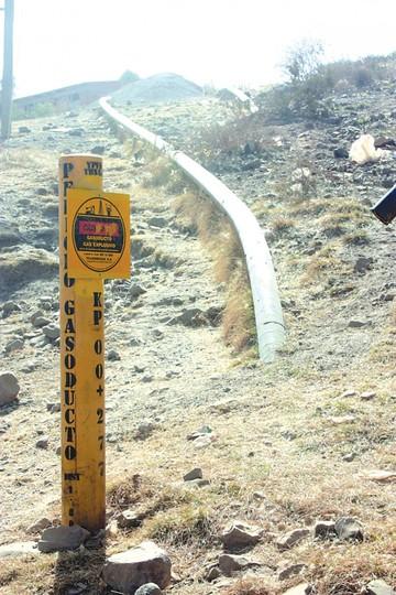 Industrias de Sucre y Potosí paradas por merma de gas