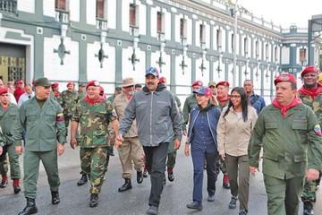 Maduro respalda el mecanismo de Montevideo para relanzar el diálogo