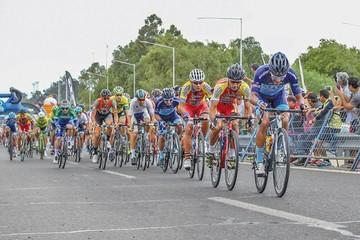 León y la Vuelta Ciclística