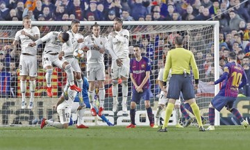 El Real sorprende y empata con el Barça