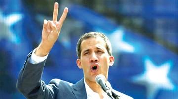 Guaidó, reconocido como presidente por opositores