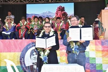 Habrá una planta para procesar la quinua en Oruro