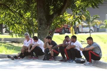 Al menos diez muertos en incendio en centro de entrenamiento de Flamengo