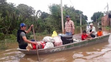 """Beni: Gobernación califica de """"ridículo"""" el pedido de declaratoria de emergencia"""