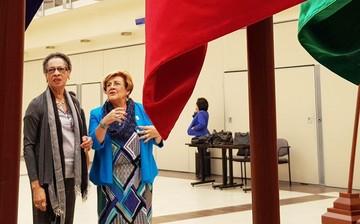 Esmeralda Arosemena es la nueva presidenta de la CIDH