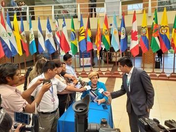 Esmeralda Arosemena priorizará agenda de la CIDH rumbo a 2021