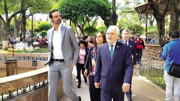 Oficialismo y oposición buscan espacio en audiencia de la CIDH