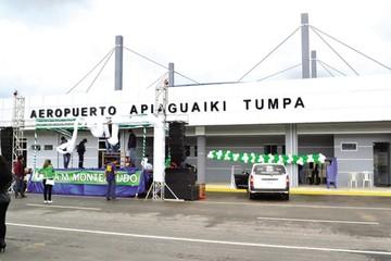Aeropuerto de Monteagudo, sin fecha para volver a operar