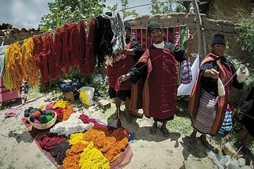 Puca Puca se abre y muestra su cultura